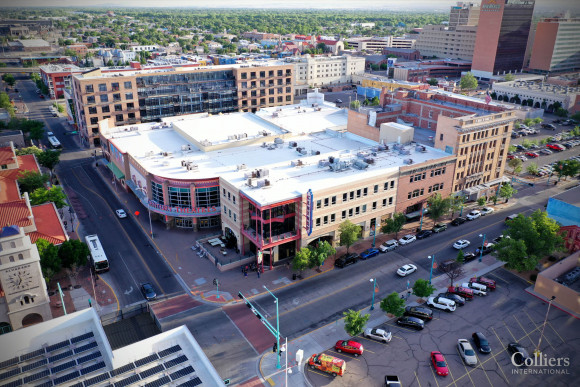 ±100,000 SF Mixed-Use Buildings Downtown Albuquerque