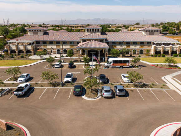 Newly Constructed Assisted Living & Memory Care Facility